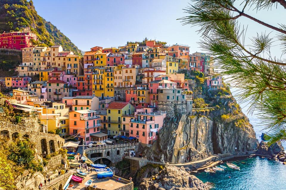 Italy Sea